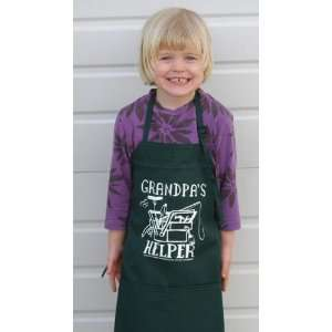 Childrens green Grandpas helper: Kitchen & Dining