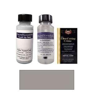 1 Oz. Advan Silver Metallic Paint Bottle Kit for 1985