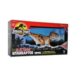 Jurassic Park Electronic Tyrannosaurus Rex Action Figure