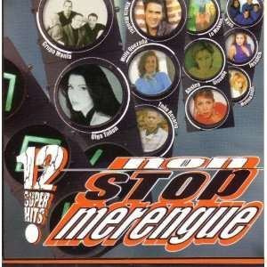 Non Stop Merengue 12 Super Hits Various Artists Music