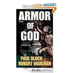 Armor of God Robert Vaughan, Paul Block  Kindle Store