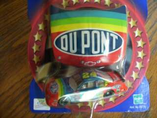 COOL Jeff Gordon Car 24 Hasbro Winners Circle Series