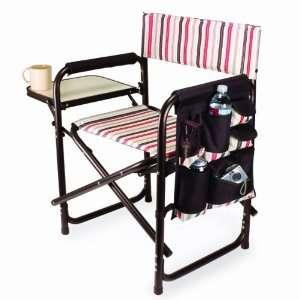Portable Folding Sports Chair, Moka Patio, Lawn & Garden