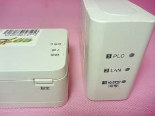 Panasonic PowerLine Network BB HPL11 HD PLC 190MB/s Band Wide
