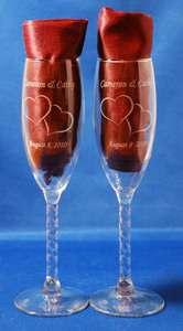 Personalized Las Vegas Theme Heart Wedding Cake Topper