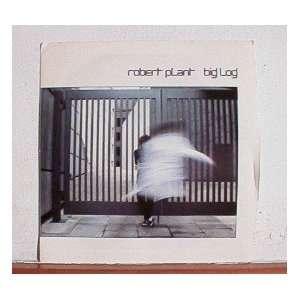 4 Robert Plant Promo 45s led Zeppelin 45 Record