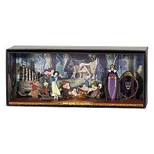 Disneys Snow White N 7 Dwarfs 5  Pc Figurine Set New