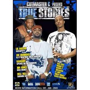 True Stories The Dvd Mixtape Vol. 9 t.i. lil wayne Movies & TV