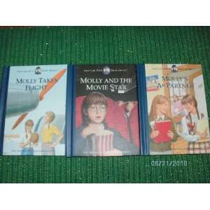 American Girls Short Stories set of 3 books Molly Takes