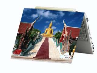 Buddhism Buddha Laptop Netbook Sticker Skin Decal Cover
