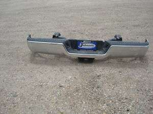 2011 dodge 2500 3500 pickup chrome rear bumper