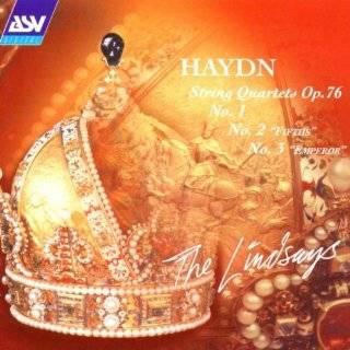 Haydn String Quartets Op.76