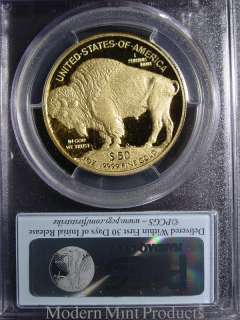 2012 W American Buffalo One Ounce Gold Proof Coin (PJ9) PCGS PR69DCAM