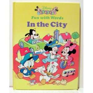 Fun With Words in the City (Disney Babies Fun With Words