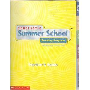 Summer School Reading Program Teacher Guide Scholastic_n