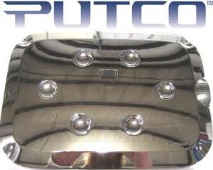 PUTCO 401922 2011 Ford Super Duty F250 F350 Fuel Tank Door Covers