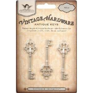 Tattered Angels TT 13958 Tattered Trinkets Keys   Pack of