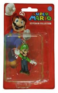 Super Mario Brothers Luigi Keychain Clip on *Brand New*