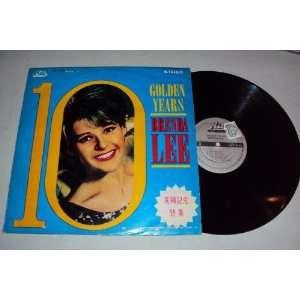 10 Golden Years Brenda Lee Music