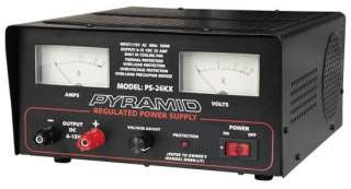 22 25 Amp AC/DC 500 Watts Regulated Power Supply 068888701693