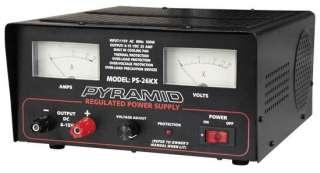 22 25 Amp AC/DC 500 Watts Regulated Power Supply 068888701693 |