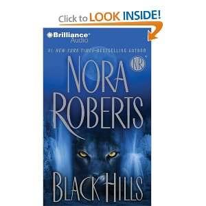 Black Hills Nora Roberts, Nick Podehl Books