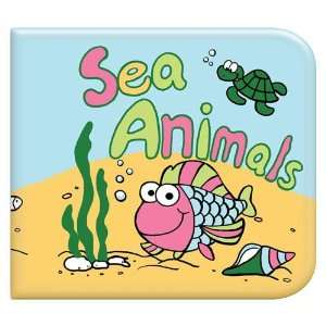 Sea Animal Washable Coloring Book Toys & Games