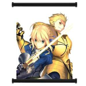 Fate Stay Night Anime Fabric Wall Scroll Poster (32x40