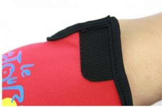 2012 Cycling Bike Bicycle half finger gloves Red One size