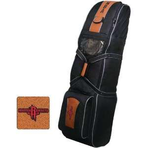 Houston Rockets NBA Pebble Grain Golf Bag Travel Cover