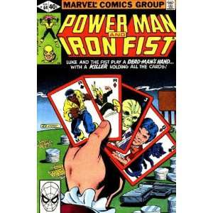 Power Man & Iron Fist, Edition# 64 Marvel Books