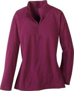 NWT COLUMBIA Womens Glacial Fleece Half 1/2 Zip Fleece Pullover 2X