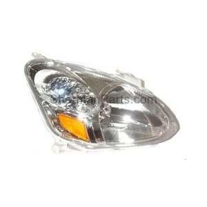 Right Head Lamp Lens/Housing 2003 2005 Toyota Echo Coupe Sedan