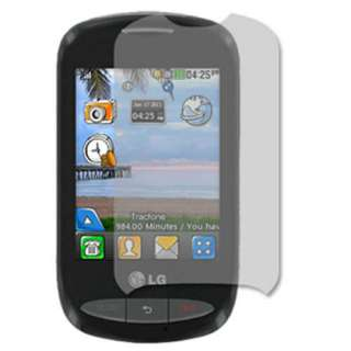 2GB SD MicroSD + Card Reader + Screen Protector + Car Charger for LG