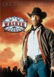 Walker Texas Ranger   The Final Season (DVD)  Overstock