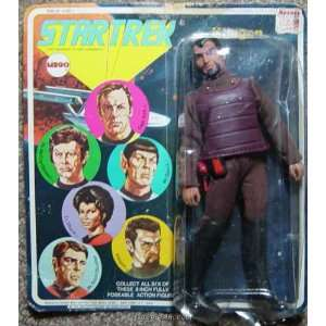 Klingon from Star Trek (Mego) Series 2 Action Figure Toys & Games
