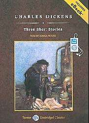 Three Short Stories (MP3 CD)  Overstock