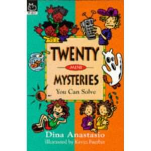 20 Mini Mysteries You Can Solve Pb (Puzzle Books