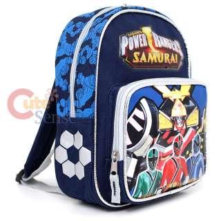 Mighty Morphin Power Rangers School Backpack Toddler Bag 2