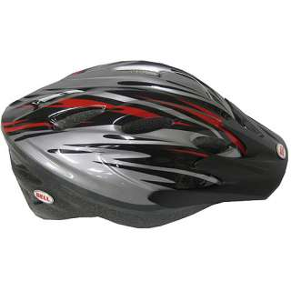 Bell Aero Red Speed Drips Bike Helmet