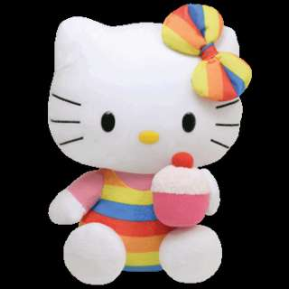 NEW HELLO KITTY PLUSH DOLL TOY 6