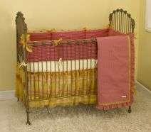 Cotton Tale Sassy Girl 4 piece Crib Bedding Set