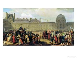 in 1783, 1837 Giclee Print by Anton van Ysendyck at AllPosters