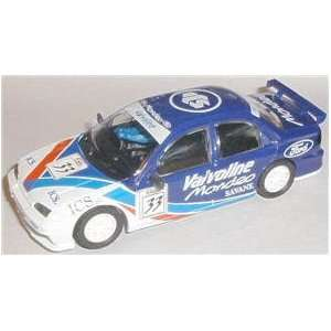 Scalextric   Ford Mondeo Valvoline #33 (Slot Cars) Toys