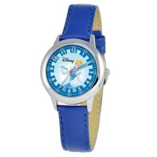 Disney Kids Cinderella Time Teacher Watch in Blue