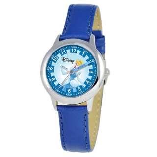 Disney Kids Cinderella Time Teacher Watch in Blue
