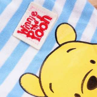 Winnie Pooh Dog Cat Clothes T Shirt Apparel Pink/Blue