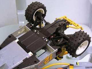 Tamiya 1/10 SONIC FIGHTER 2WD Off Road Buggy Rare Box Art Job WoW