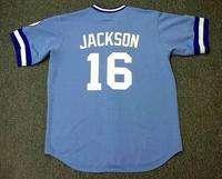 GEORGE BRETT Kansas City Royals Throwback Jersey MED