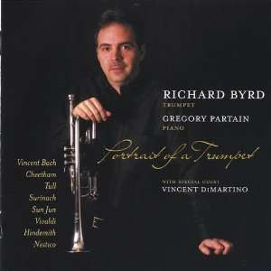 Portrait of a Trumpet Richard Byrd Music